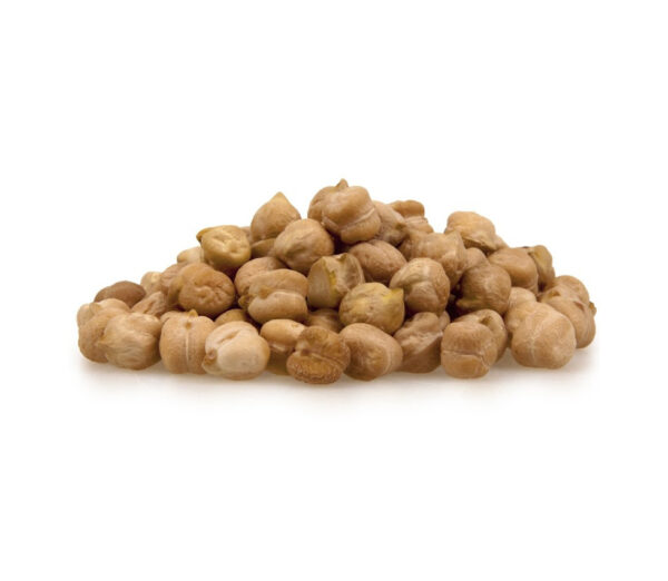 CHICKPEAS ORGANIC 7MM RAW TURKEY