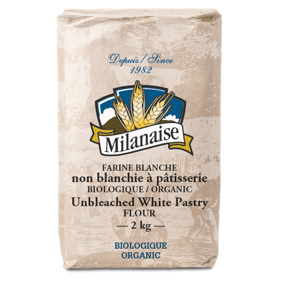 Milanise pastry flour
