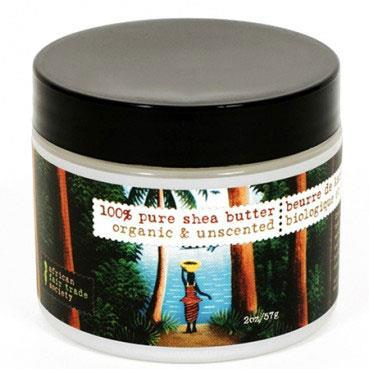 Shea butter organic raw unrefined