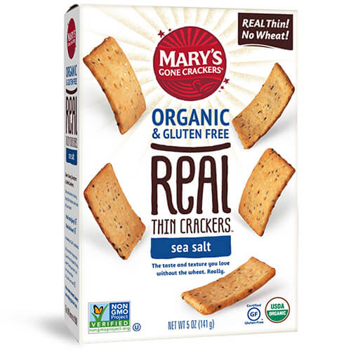 marys crackers sea salt
