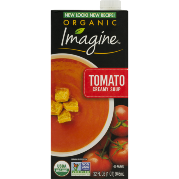 Imagine tomato soup
