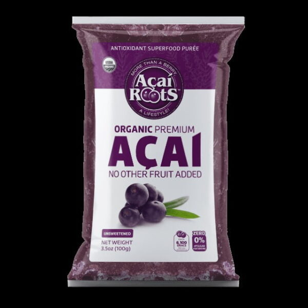 Acairoots pouch